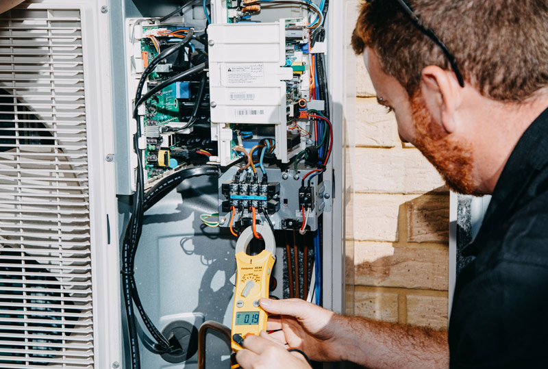 Commercial Air Con Breakdown and Repairs