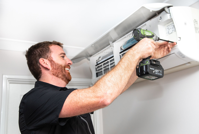 Residential Air Conditioning Installation Services