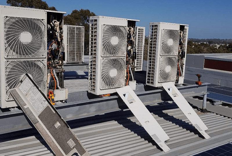 Commercial Air Con Preventative Maintenance